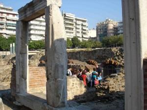 Roman Market LARP