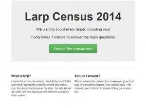 Larp Census